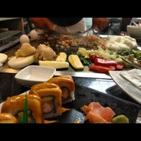 Photo taken at Sushi Itto by Amilcar B. on 8/24/2012