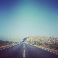 Photo taken at Kuşadası - Selçuk Yolu by Güven G. on 9/6/2012