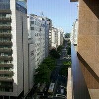 Das Foto wurde bei Copacabana Rio Hotel von Hector M. am 8/24/2012 aufgenommen