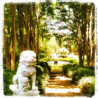 Photo taken at Chandor Gardens by Tui S. on 7/1/2012