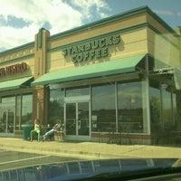 Photo taken at Starbucks by Marilyn G. on 4/10/2012