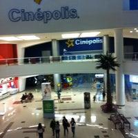 Photo taken at Cinépolis by Rick M. on 2/16/2012