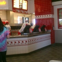 Photo taken at In-N-Out Burger by Denise R. on 6/9/2012