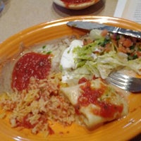 Photo taken at El Picante Mexican Restaurant by Rob T. on 3/22/2012