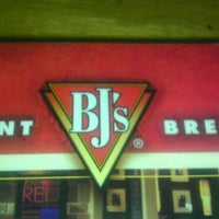 Photo taken at BJ's Restaurant and Brewhouse by Daniel F. on 5/28/2012