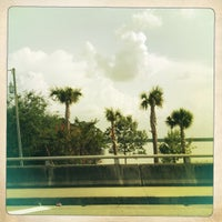 Photo taken at Palatka Riverfront by Areliis R. on 7/4/2012