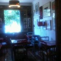 Photo taken at Estación Yungay by antonieta f. on 3/2/2012