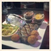 Photo taken at 13 Bones - Ribs - Seafood - Steak by Jason S. on 8/29/2012