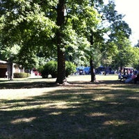 Photo taken at Food Truck Friday @ Tower Grove Park by M Kathryn P. on 6/8/2012