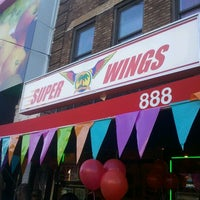 Photo taken at SUPER WINGS NY by Wesley R. on 4/17/2012