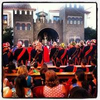 Photo taken at Carchelejo by Antonio B. on 8/15/2012