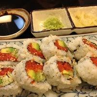 Photo taken at Waraii Sushi by Cory D. on 7/20/2012