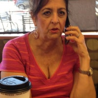 Photo taken at Einstein Bros Bagels by Michael C. on 6/19/2012