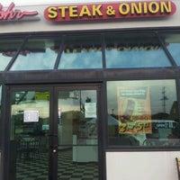 Photo taken at Big John Steak & Onion by Shannon H. on 7/7/2012
