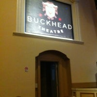 Photo taken at Buckhead Theatre by Latha R. on 5/15/2012