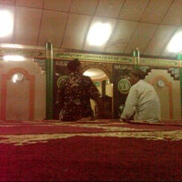 Photo taken at Masjid Baiturrahman by Sonny K. on 8/23/2012