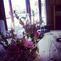 Photo taken at Cafe Gratitude by Jonah P. on 4/8/2012