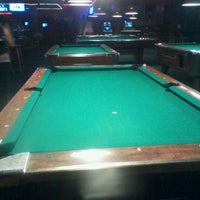Photo taken at Barney's Billiards Saloon by Mary T. on 4/30/2012