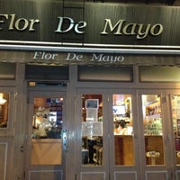 Photo taken at Flor de Mayo by Sarone K. on 5/29/2012