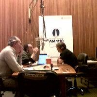 Photo taken at LS1 Radio de la Ciudad by Laura T. on 6/30/2012