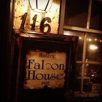 Photo taken at The Falcon House by Aaron W. on 5/27/2012