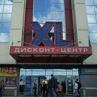 Снимок сделан в ТЦ «XL» пользователем Антон N. 5/6/2012