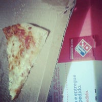 Photo taken at Domino's Pizza by Beatriz C. on 5/23/2012