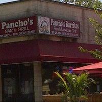 Photo taken at Pancho's Burritos by B n H on 7/14/2012