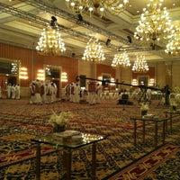 Photo taken at Al-Raya Conference Hall by Salah A. on 7/12/2012