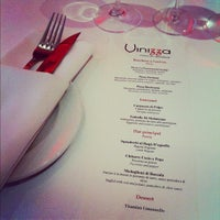 Photo taken at Vinizza Osteria Enoteca by Jasmine M. on 4/17/2012