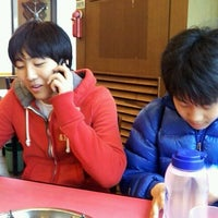 Photo taken at 놀부 부대찌개&철판구이 영통2호점 by Brian L. on 3/30/2012