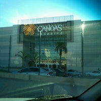 Photo taken at Canoas Shopping by Darli P. on 7/13/2012