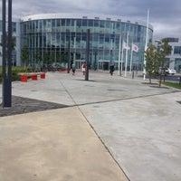 Photo taken at Reykjavík University by Tinna on 8/20/2012