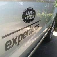 Photo taken at Land Rover Experience Driving School by Greg P. on 5/2/2012
