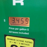 Photo taken at Hess Express by Jackie M. on 6/8/2012