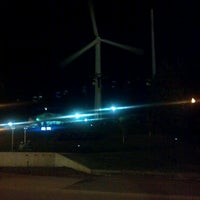 Photo taken at MidAmerican Energy Wind Turbine & Education Center by Tom C. on 8/11/2012