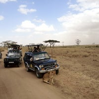 Photo taken at Mbuzi Mawe Tented Camp by Pete G. on 8/20/2012