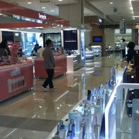 Photo taken at LOTTE Department Store by Sachawon P. on 3/16/2012