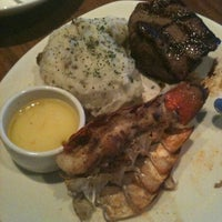Photo taken at Outback Steakhouse by David V. on 3/31/2012