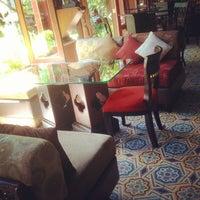 """Photo taken at Restaurante Hacienda Laborcilla by Jose Luis """"PEPE"""" R. on 7/24/2012"""