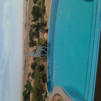 Photo taken at Al Maha Bedouin Suite 26 by Hari P. on 2/10/2012