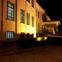 Photo taken at Universidade Cruzeiro do Sul - Campus Anália Franco by Natalia G. on 8/6/2012