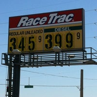 Photo taken at RaceTrac by Dave S. on 5/20/2012