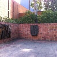 Photo taken at UCLA Franklin D. Murphy Sculpture Garden by Jon T. on 5/20/2012