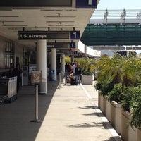 Photo taken at Terminal 1 by David W. on 4/15/2012