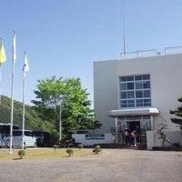 Photo taken at 長崎県立千々石少年自然の家 by kyama c. on 4/26/2012
