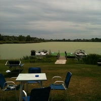 Photo taken at KLI waterski school by Barbara F. on 6/10/2012