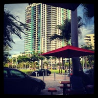 Photo taken at The Shops At Midtown Miami by Jason C. on 7/13/2012