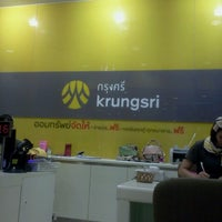 Photo taken at Krungsri Bank by Leo P. on 9/4/2012