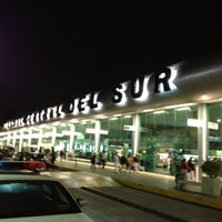 Photo taken at Central de Autobuses del Sur by Inti A. on 3/26/2012